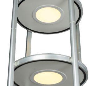 Messevitrine LED Beleuchtung